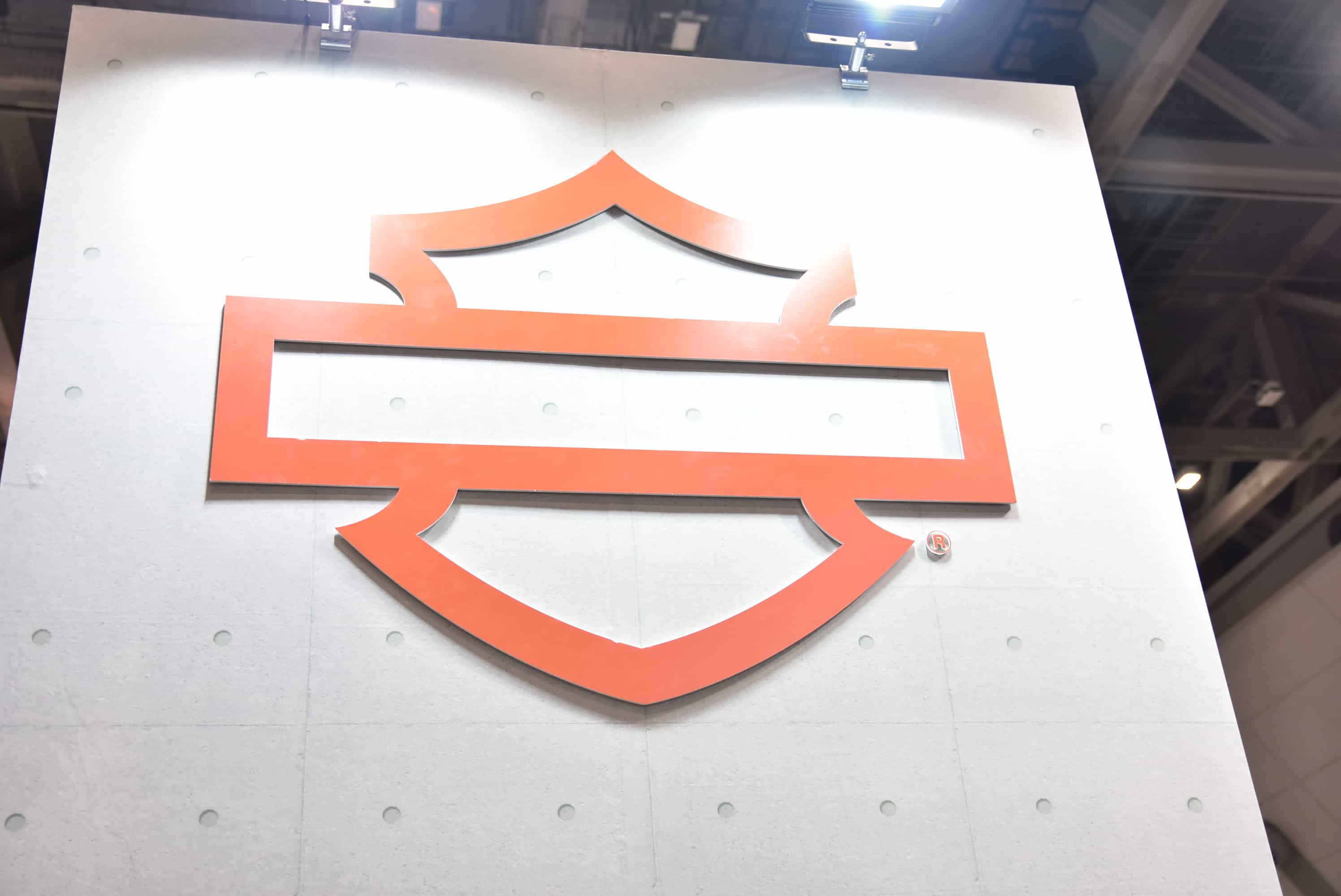第46回東京モーターサイクルショー HARLEY-DAVIDSONブース