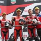 Honda Endurance Racing ル・マン24時間耐久レースにおいて2位を獲得