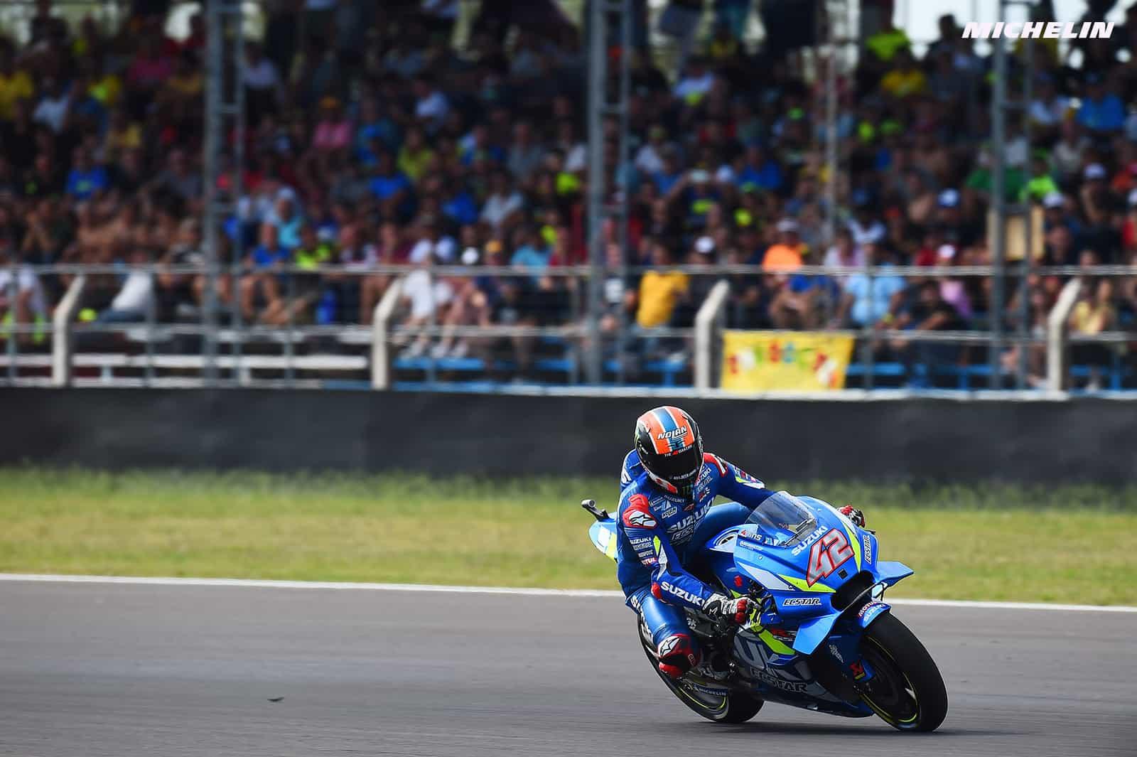 アルゼンチンGP 5位リンス「次回のレースでは予選の改善が必要」