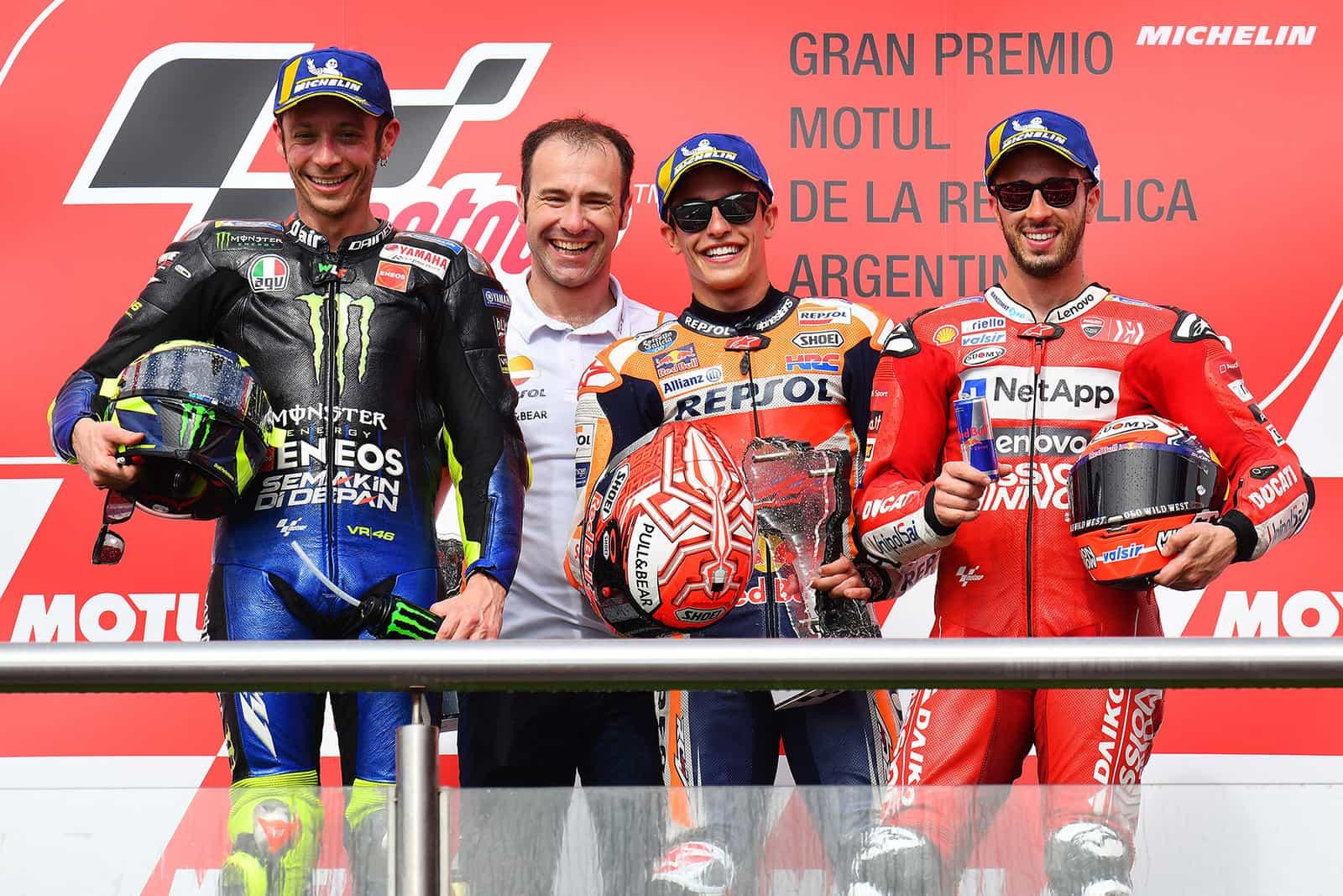 ミシュラン アルゼンチンGP決勝レースリリース