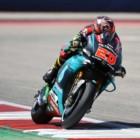 MotoGP2019アメリカGP 7位クアルタラロ「ペトルッチの後ろで多くを学んだ」
