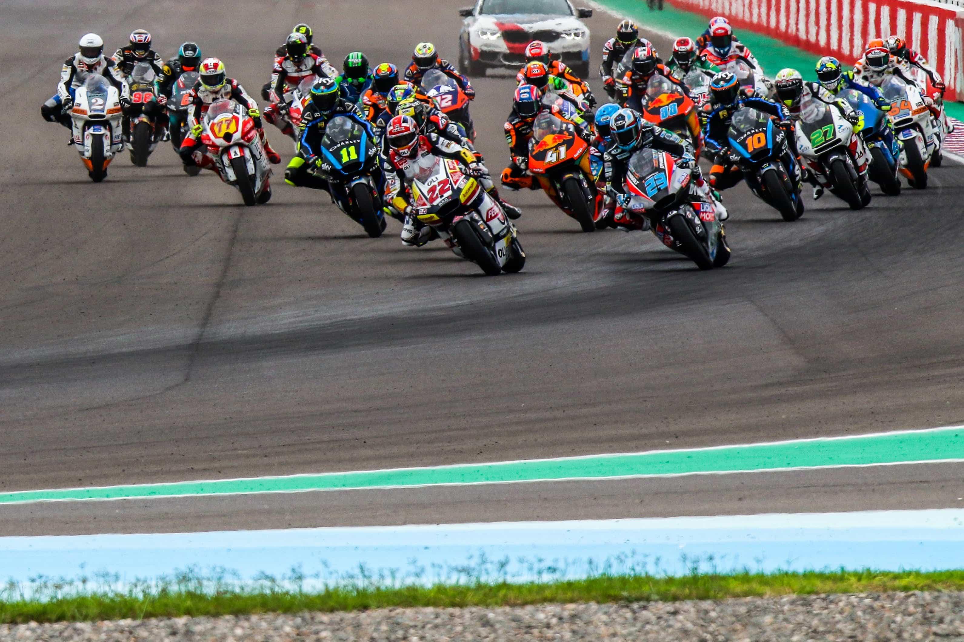 【NTS RW RACING GP】FIM MotoGP世界グランプリMoto2第二戦 アルゼンチンGP 決勝レース
