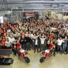 Ducati スーパーバイク世界選手権参戦350勝目を達成