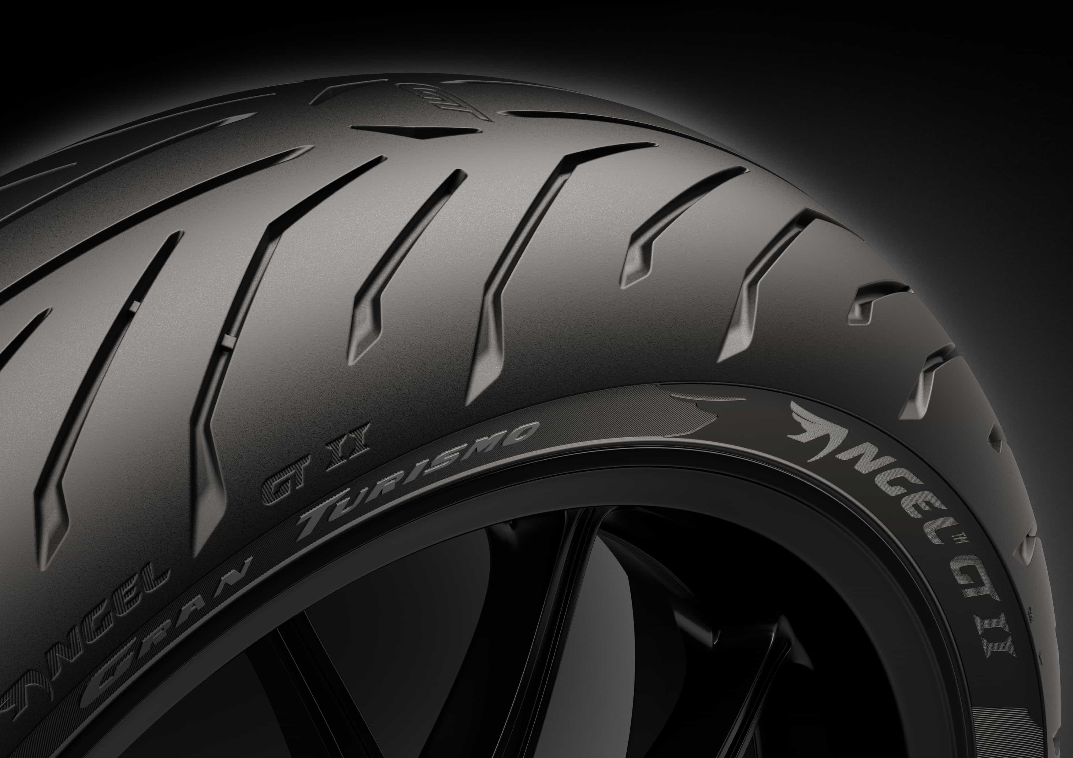 モーターサイクル用スポーツツーリングタイヤ ピレリ「Angel™ GTII」新発売
