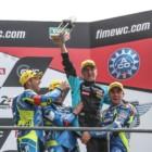 Suzuki Endurance Racing Team ル・マン24時間耐久レースで3位を獲得