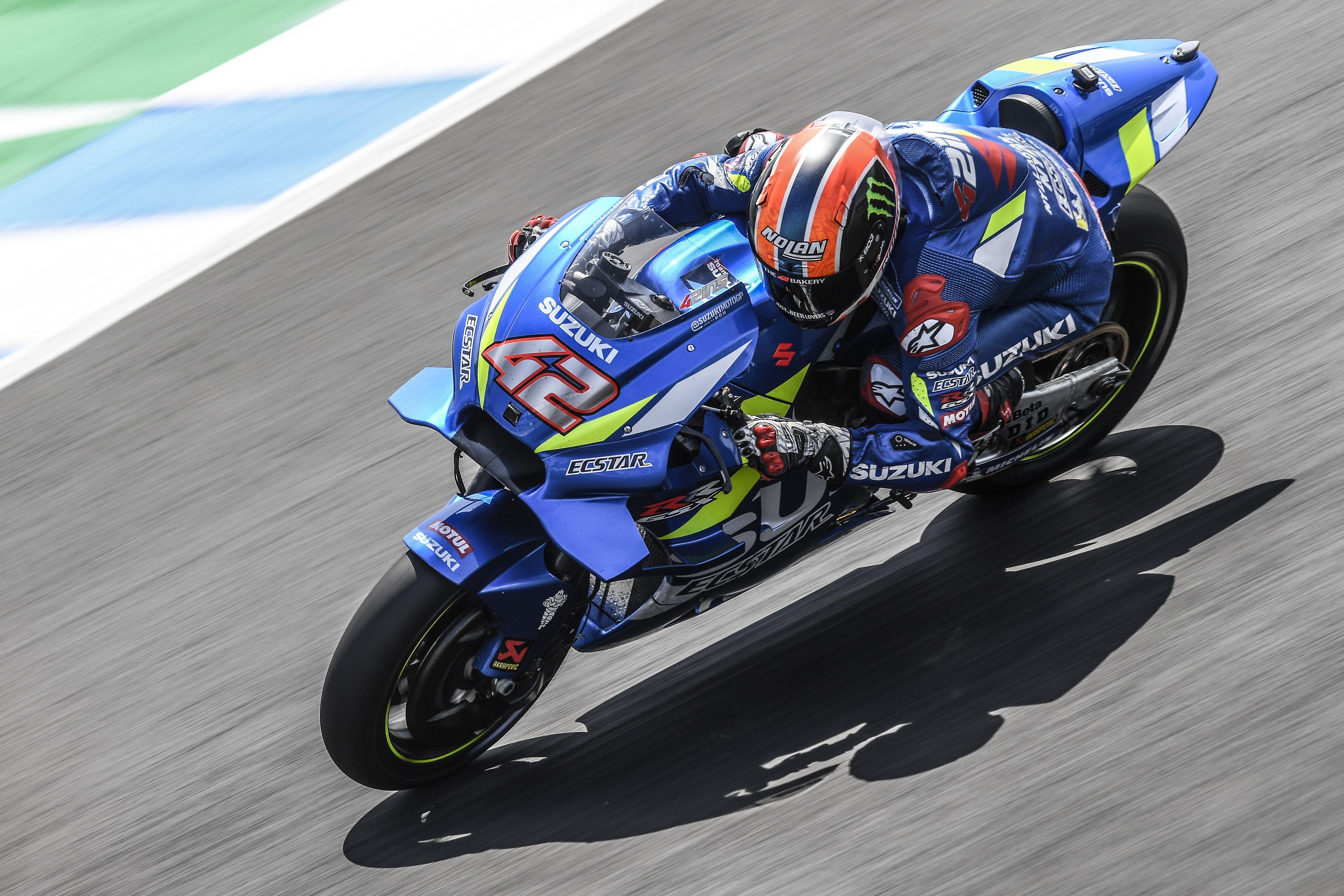 MotoGP2019ヘレステスト 8番手リンス「ル・マンに素晴らしいパッケージで向かう」