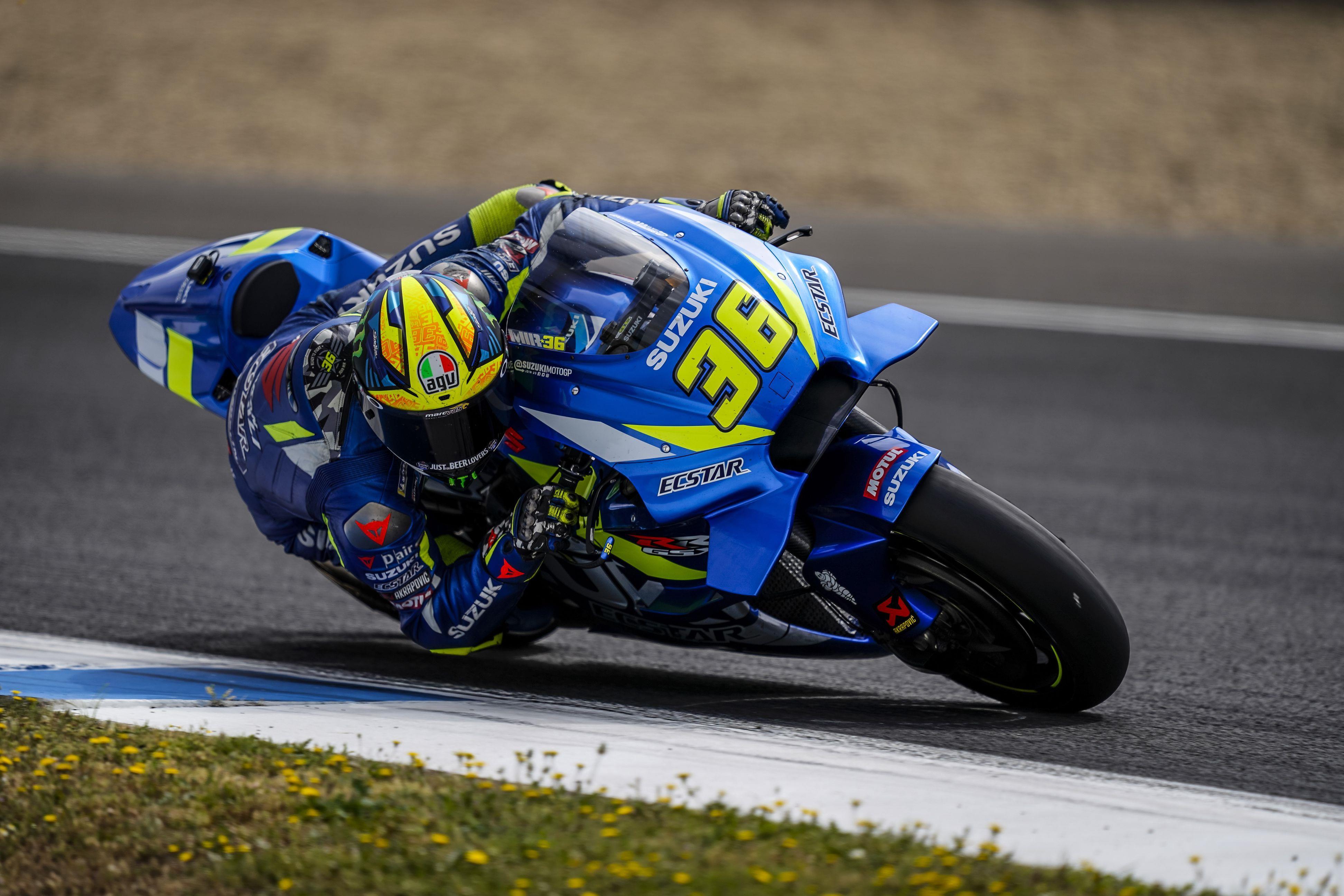 MotoGP2019ヘレステスト 6番手ミル「色々な内容をテストすることが出来た」