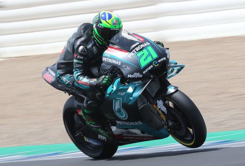 MotoGP2019ヘレステスト 3位モルビデッリ「特定のエリアの作業を進めた」