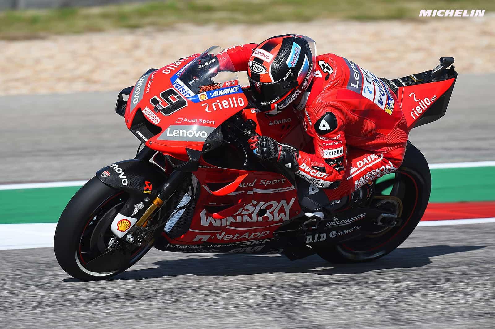 MotoGP2019ヘレスGP ペトルッチ「ヘレスはライディングスタイルに合っている」
