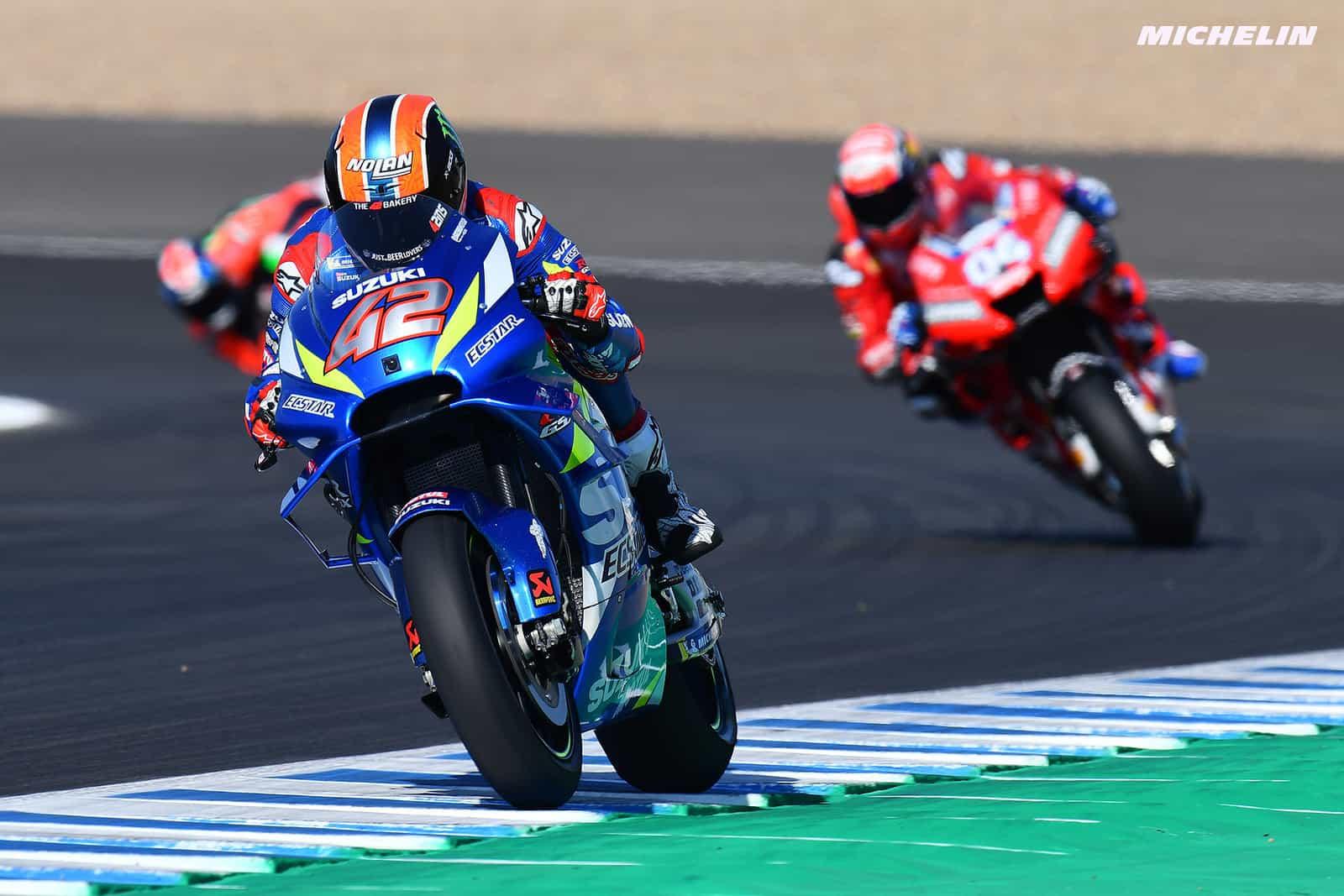 MotoGP2019フランスGP リンス「スズキも自分も昨年より成長している」
