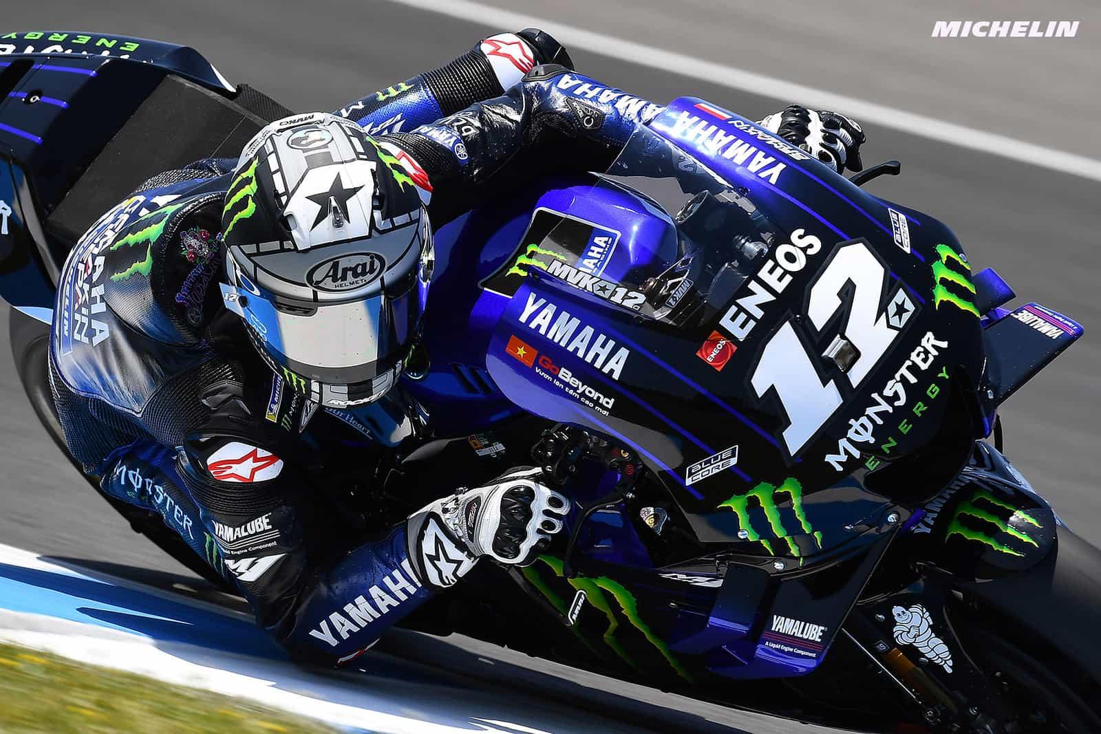 MotoGP2019ヘレスGP 予選5位ビニャーレス「良い形でのスタートが重要になる」
