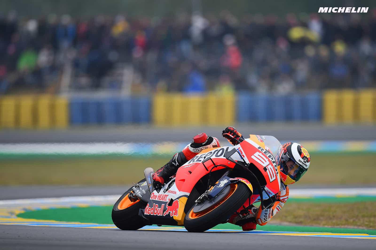 MotoGP2019フランスGP 予選8位ロレンソ「最初にミディアムを履けば2列目を獲得出来ただろう」