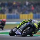 MotoGP2019フランスGP 予選5位ロッシ「明日雨だった場合、良いペースがある」