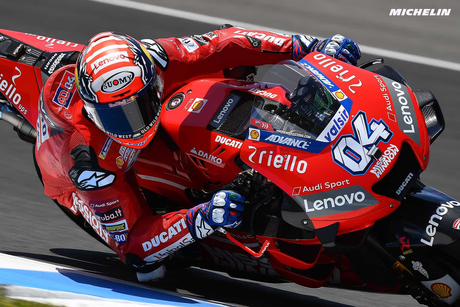 MotoGP2019ヘレスGP 予選4位ドヴィツィオーゾ「天候が大きな役割を果たす」
