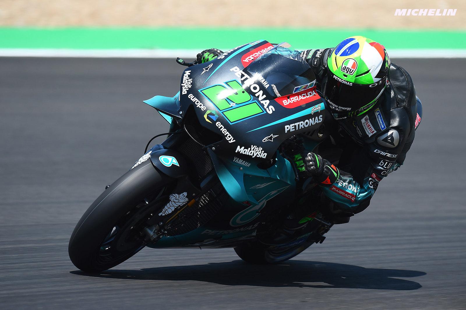 MotoGP2019フランスGP モルビデッリ「表彰台獲得が現実味を帯びてきた」