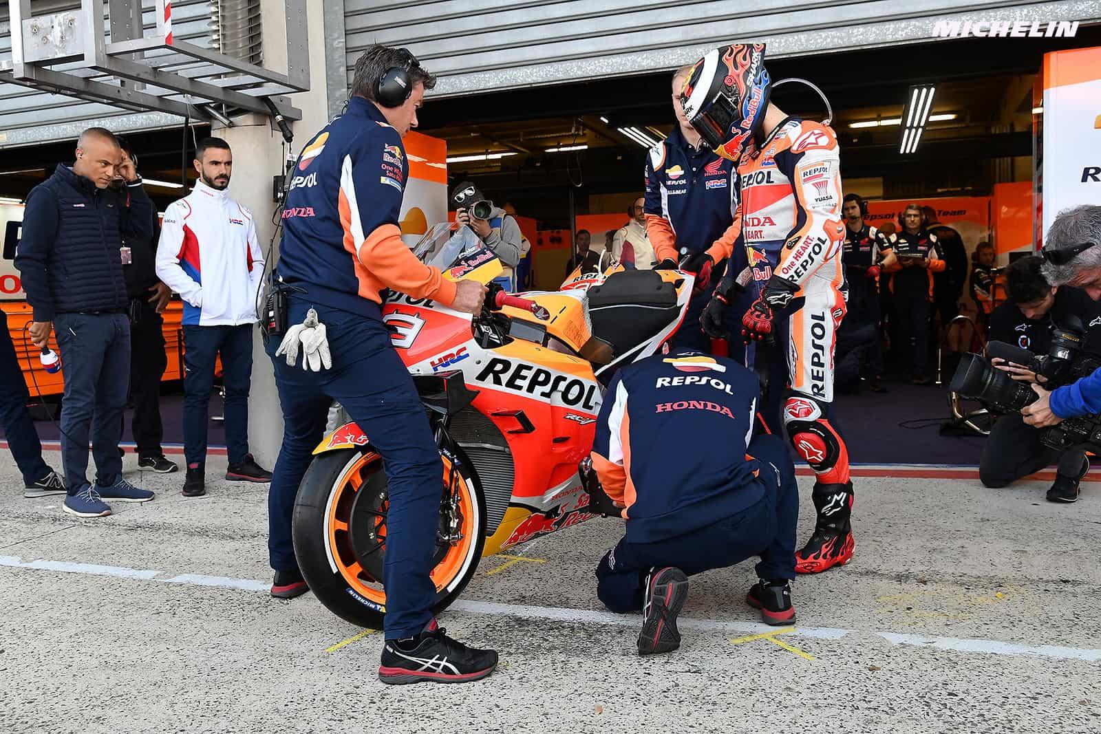 MotoGP2019 ホルへ・ロレンソ「ホンダから最後通告など受けていない」