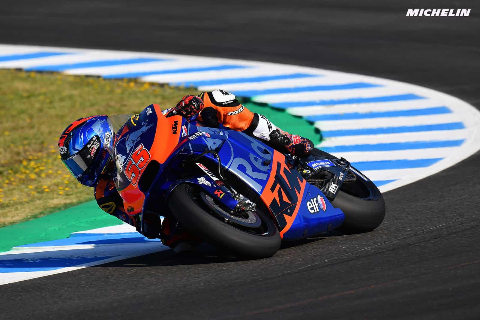 MotoGP2019フランスGP ハフィズ・シャーリン「モチベーションを高く保ってハードにトレーニングを続けている」