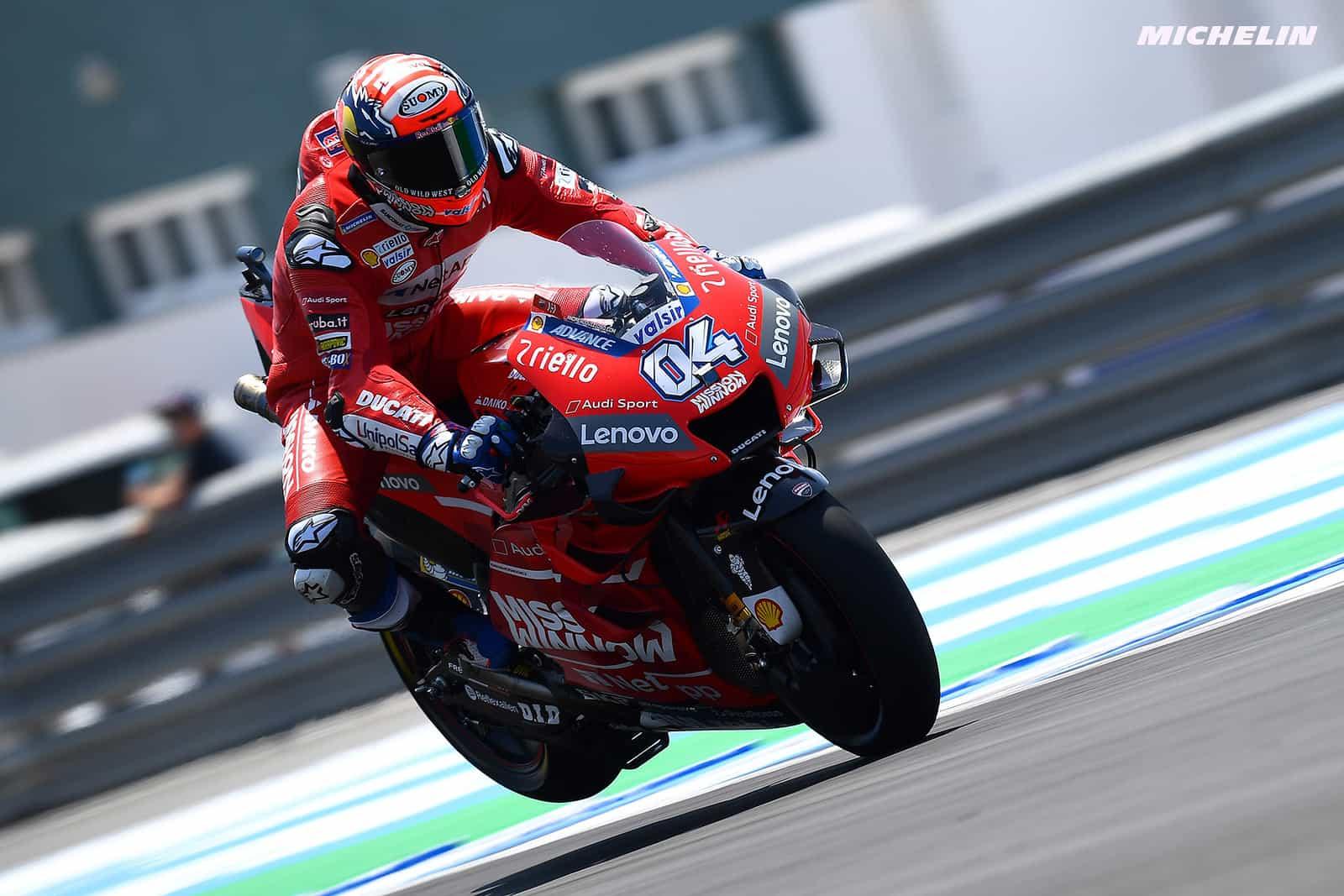 MotoGP2019フランスGP ドヴィツィオーゾ「デスモセディチGPにはアドバンテージがある」
