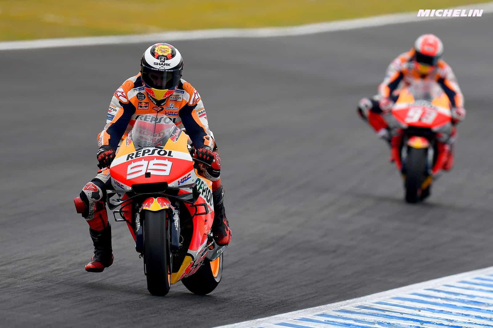 MotoGP2019ヘレスGP 12位ロレンソ「コーナーエントリーのフィーリング改善が必要」