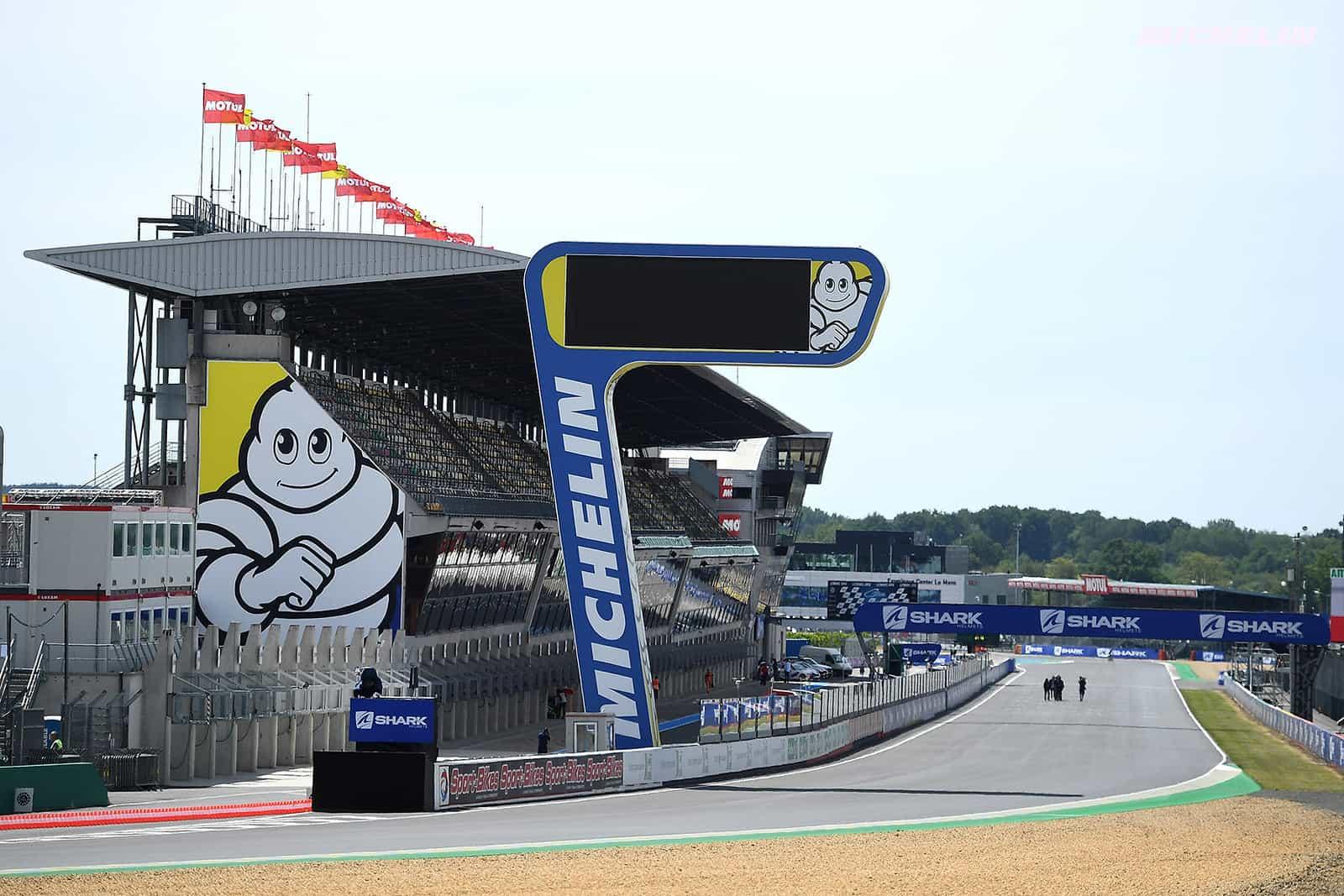 MotoGP2019 ミシュラン、フランス・グランプリ開催の地、ル・マンへ