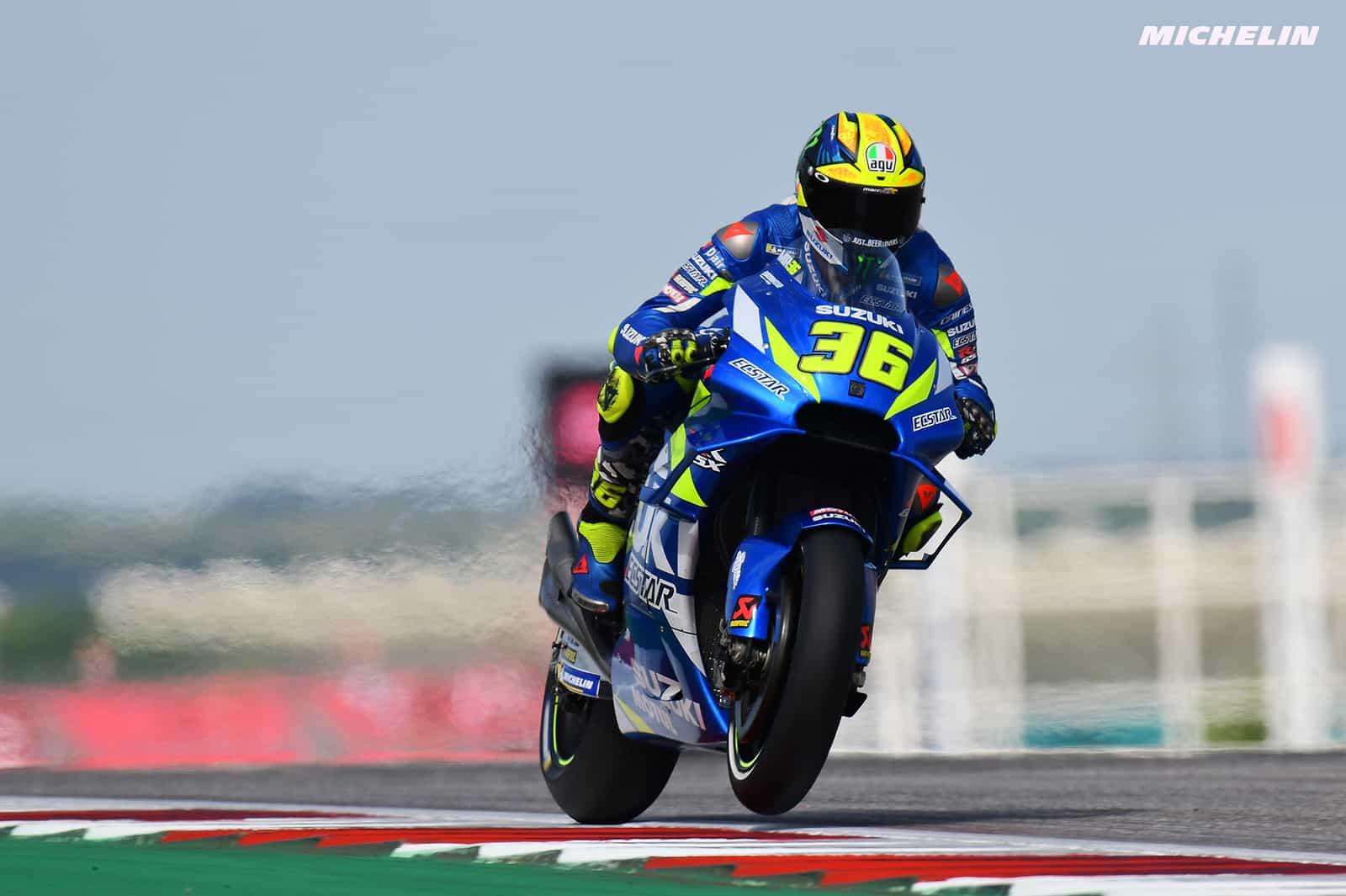 MotoGP2019ヘレスGP ミル「開幕から数戦の中で大きく成長できている」
