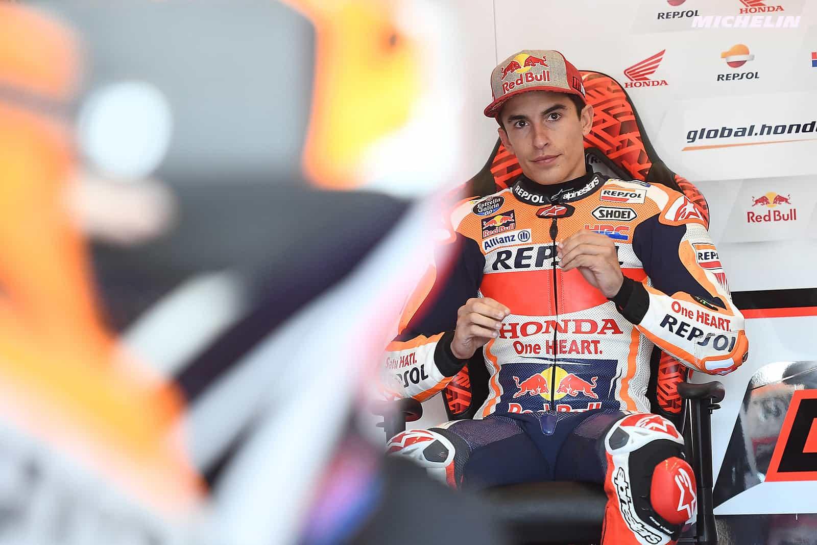 MotoGP2019ヘレスGP FP2 4位マルケス「皆が素晴らしいペースなので注意が必要」