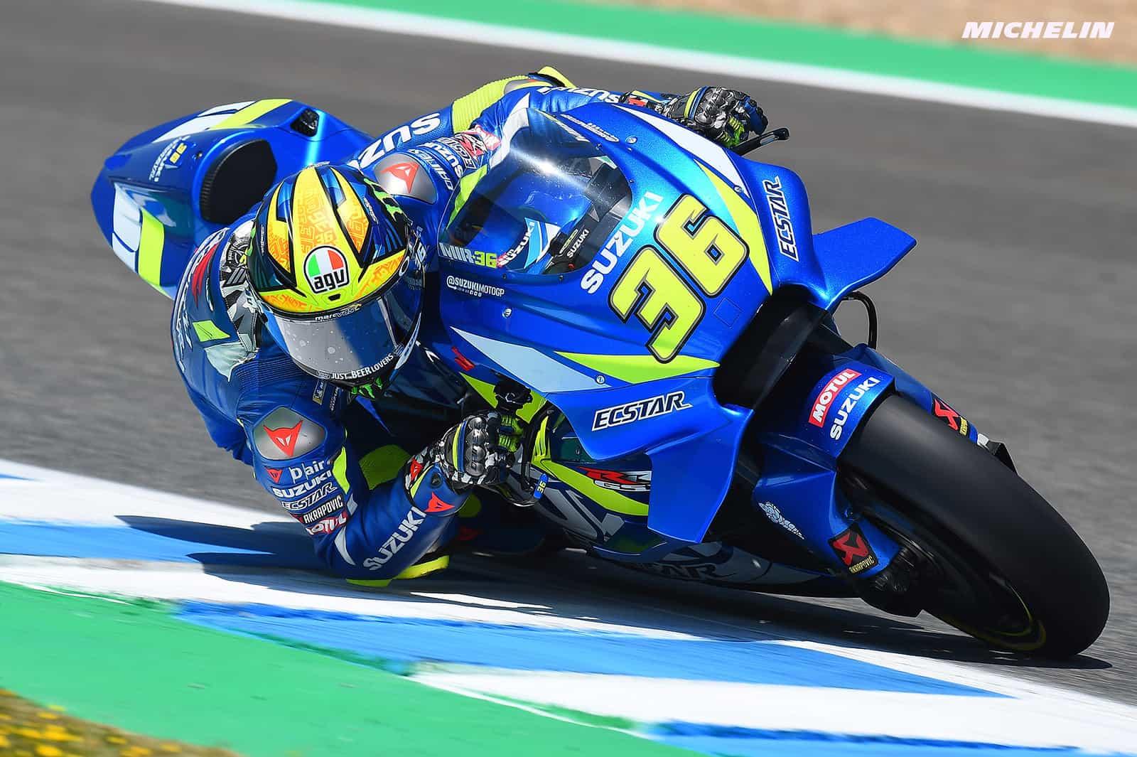 MotoGP2019フランスGP ジョアン・ミル「まずは完走することが重要」
