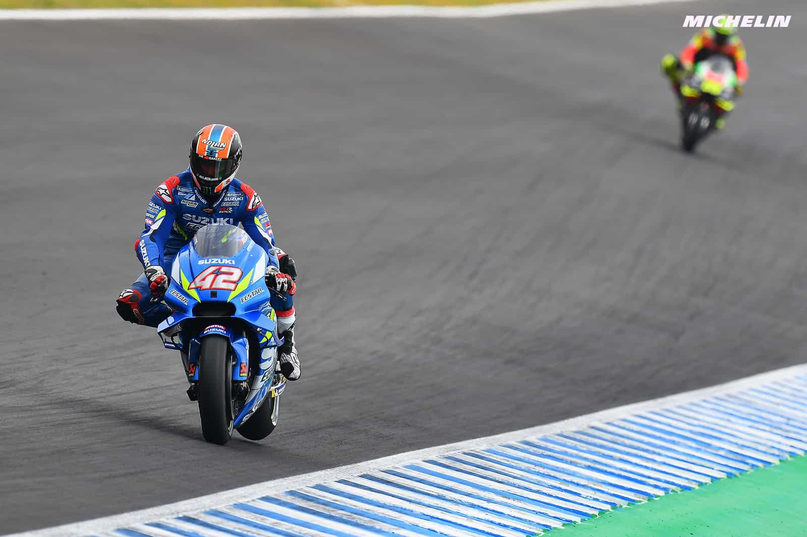 MotoGP2019ヘレスGP 予選9位リンス「フロントタイヤのフィーリングが良くなかった」