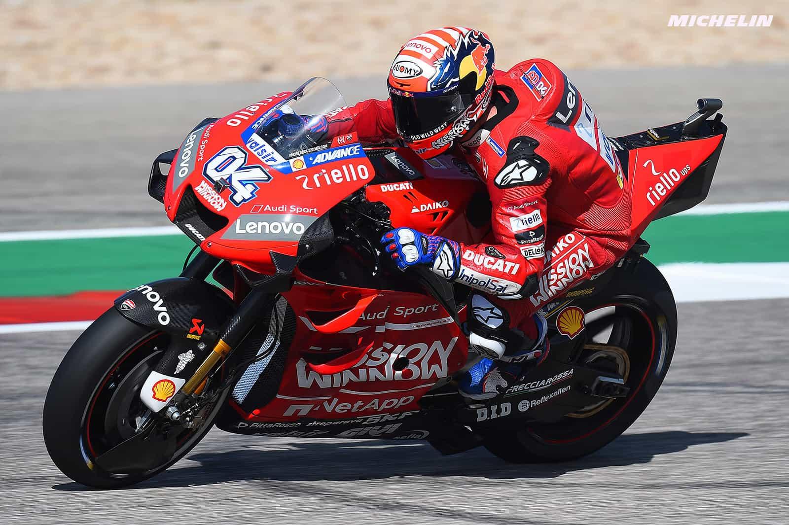 MotoGP2019ヘレスGP ドヴィツィオーゾ「今は集中して作業を続けることが必要」