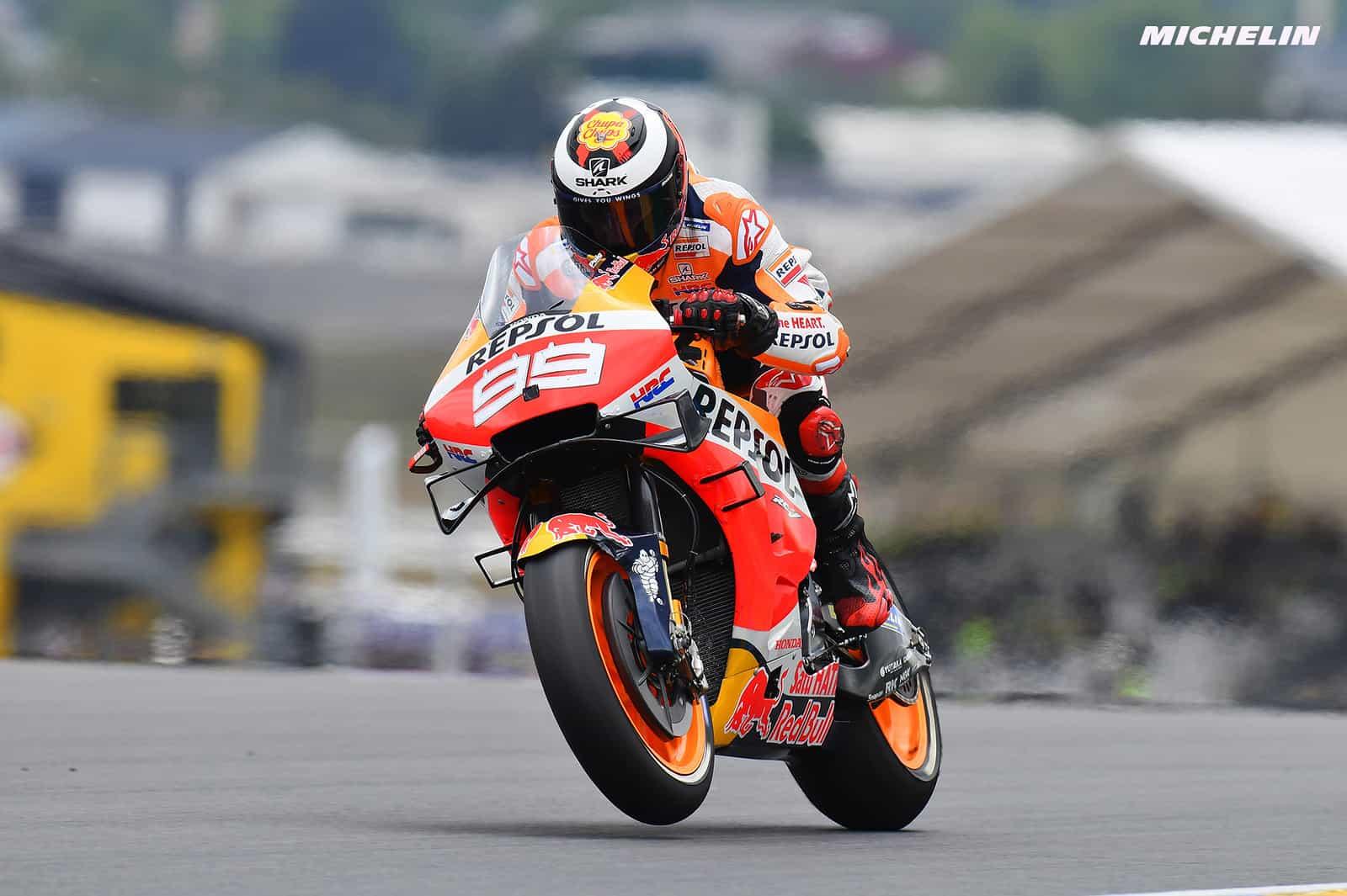 MotoGP2019フランスGP ホルへ・ロレンソ「コーナーエントリーで快適性が増した」