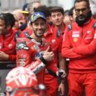 MotoGP2019フランスGP パルクフェルメコメント 2位ドヴィツィオーゾ「マルクのほうがスピードがあったので無理はしなかった」