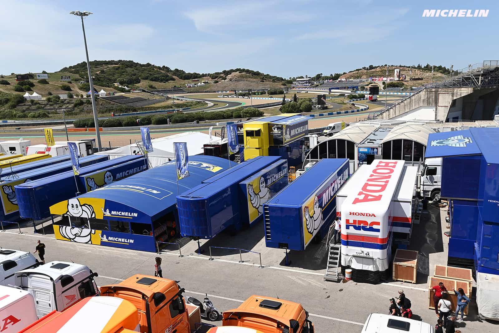 MotoGP はヨーロッパに移動、ミシュランは新たなチャレンジに向かう