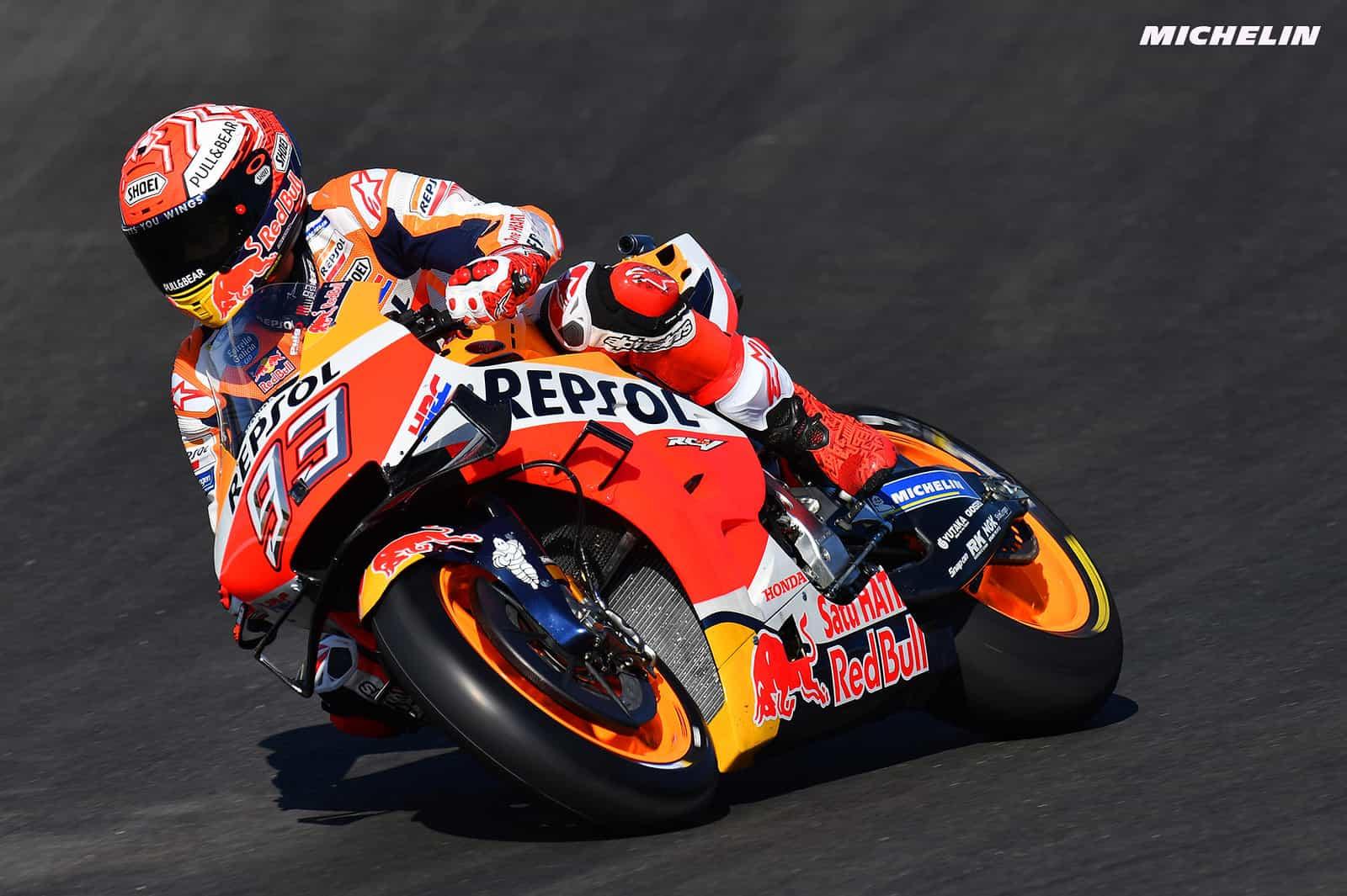 MotoGP2019フランスGP マルク・マルケス「あらゆるコンディションへの対応が必要」