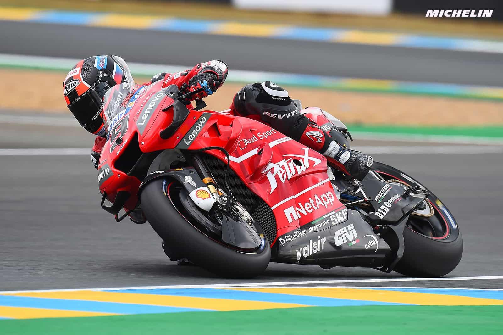 MotoGP2019イタリアGP ペトルッチ「再びトップ争いがしたい」
