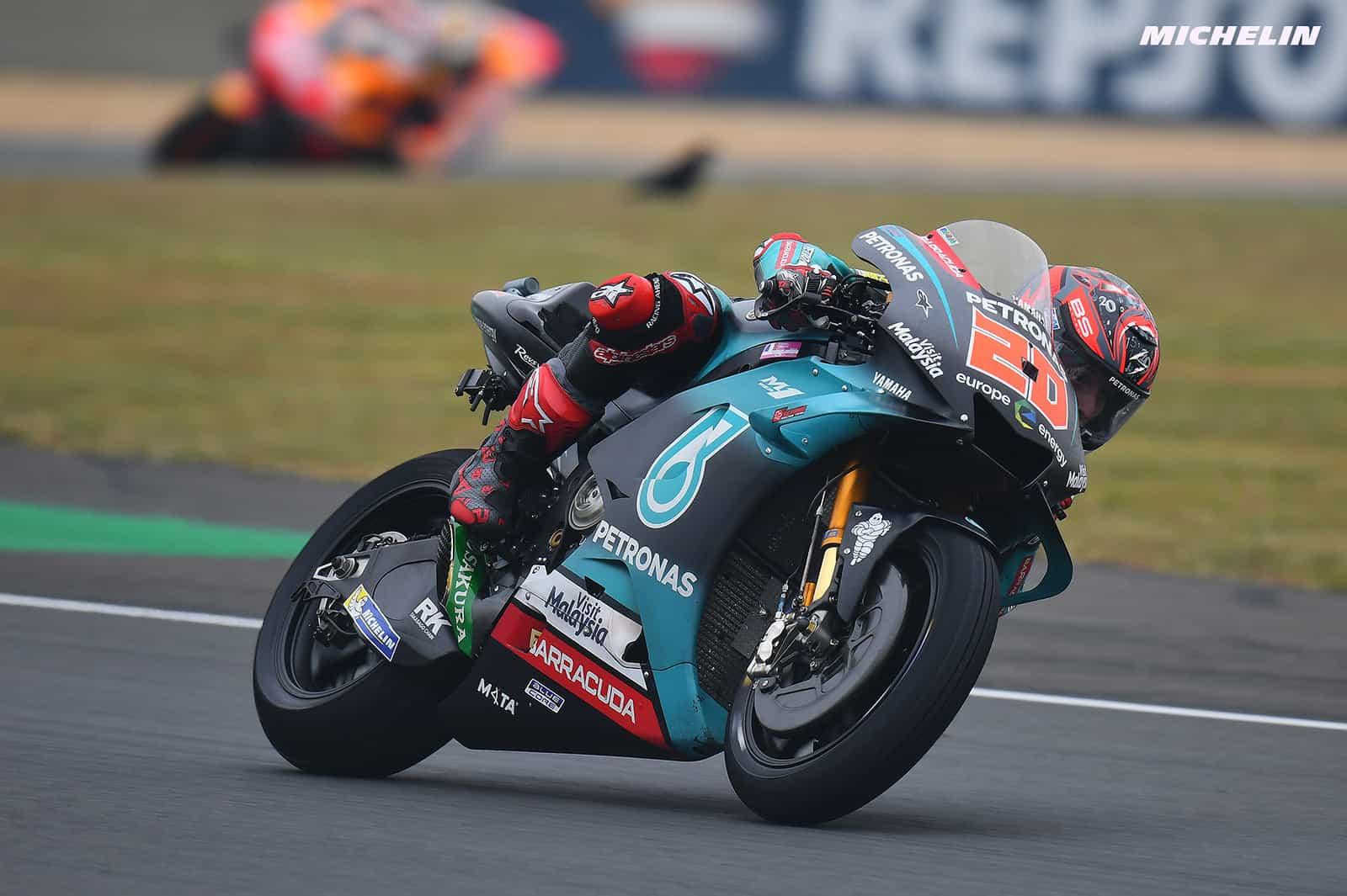 MotoGP2019フランスGP 8位クアルタラロ「ムジェロで今回学んだことを試すのが楽しみ」