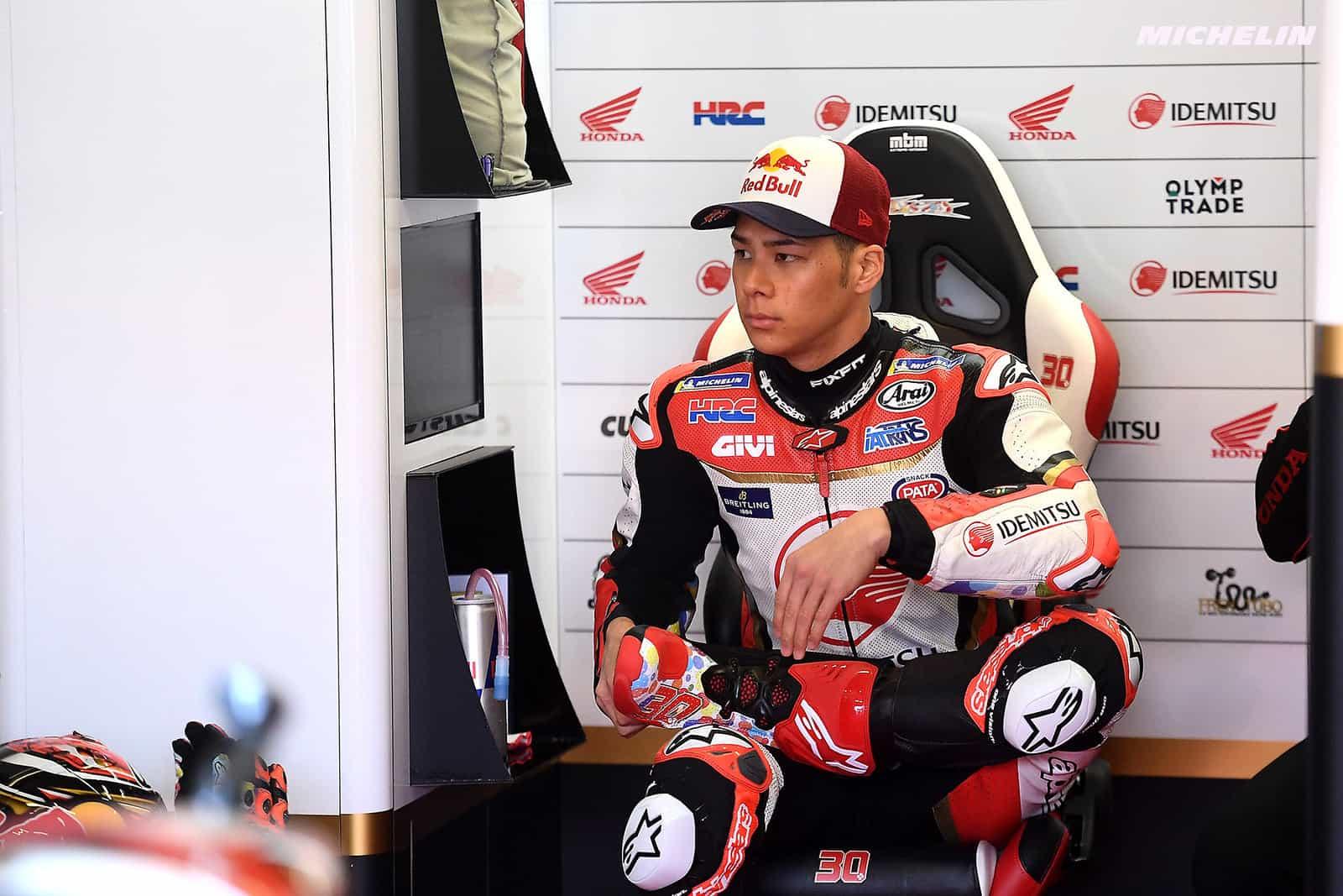 MotoGP2019フランスGP 予選7位 中上 「まずはレースを完走すること」