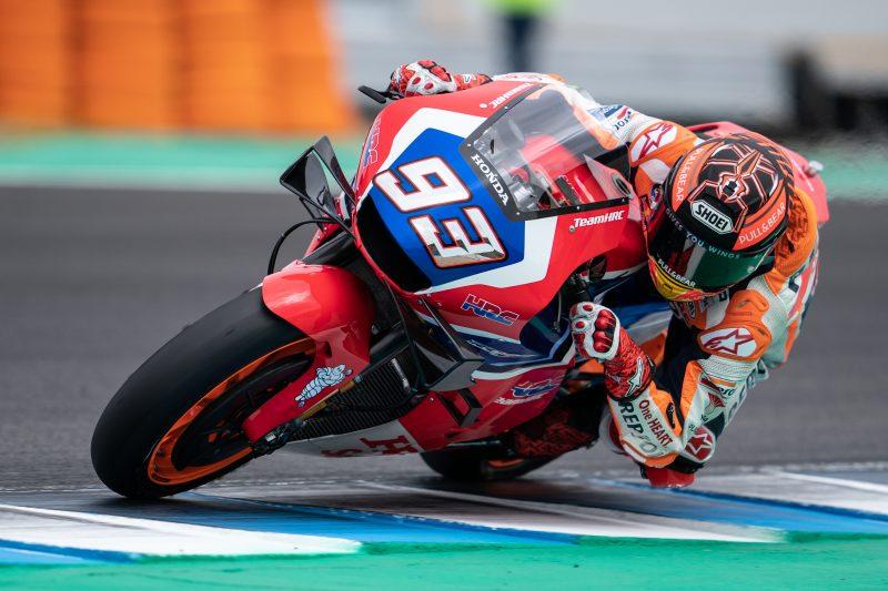 MotoGP2019ヘレステスト 7番手マルケス「テストにおけるフィーリングはポジティブ」