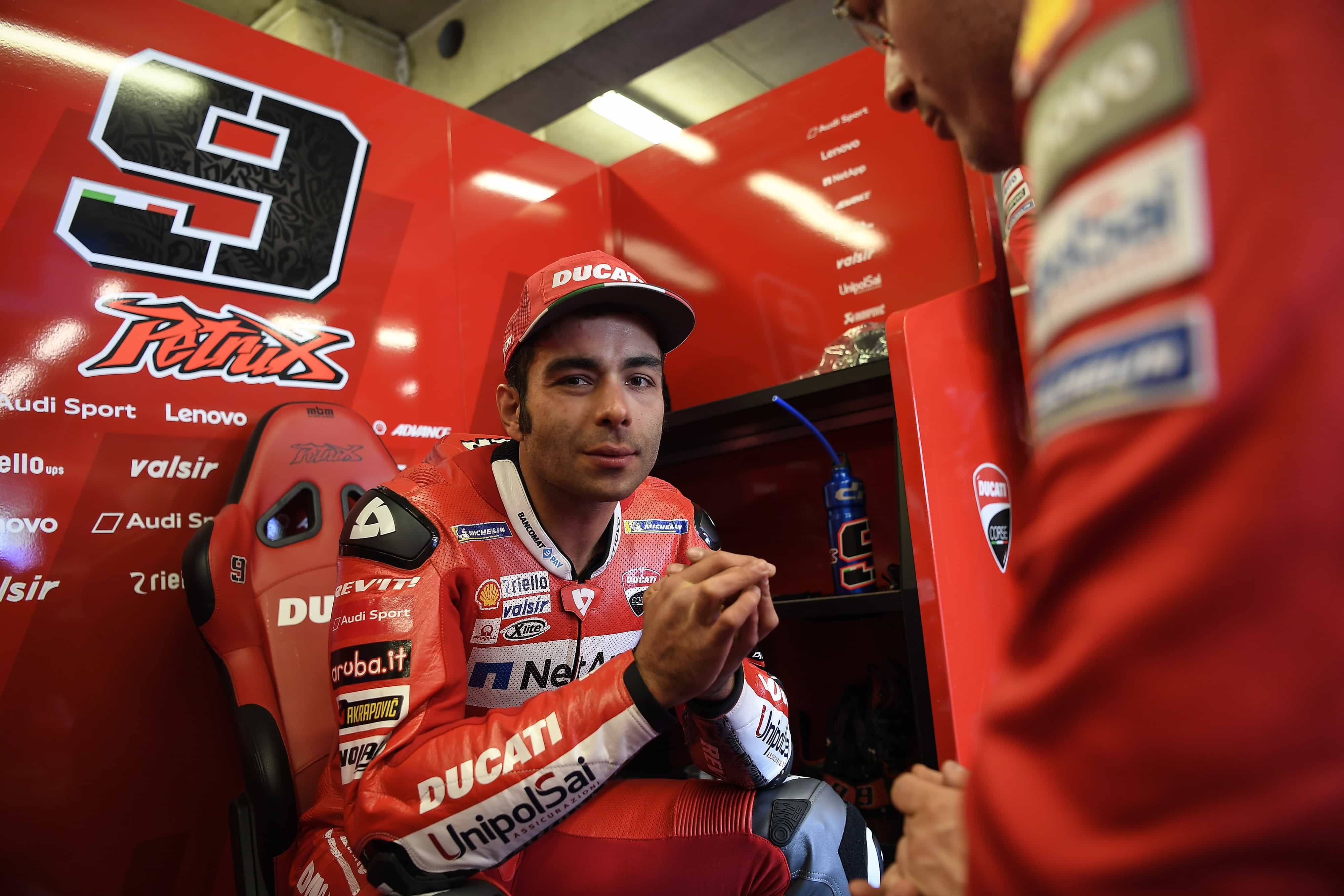 MotoGP2019フランスGP ペトルッチ「予選でスピードを発揮してレースで強みを活かしたい」