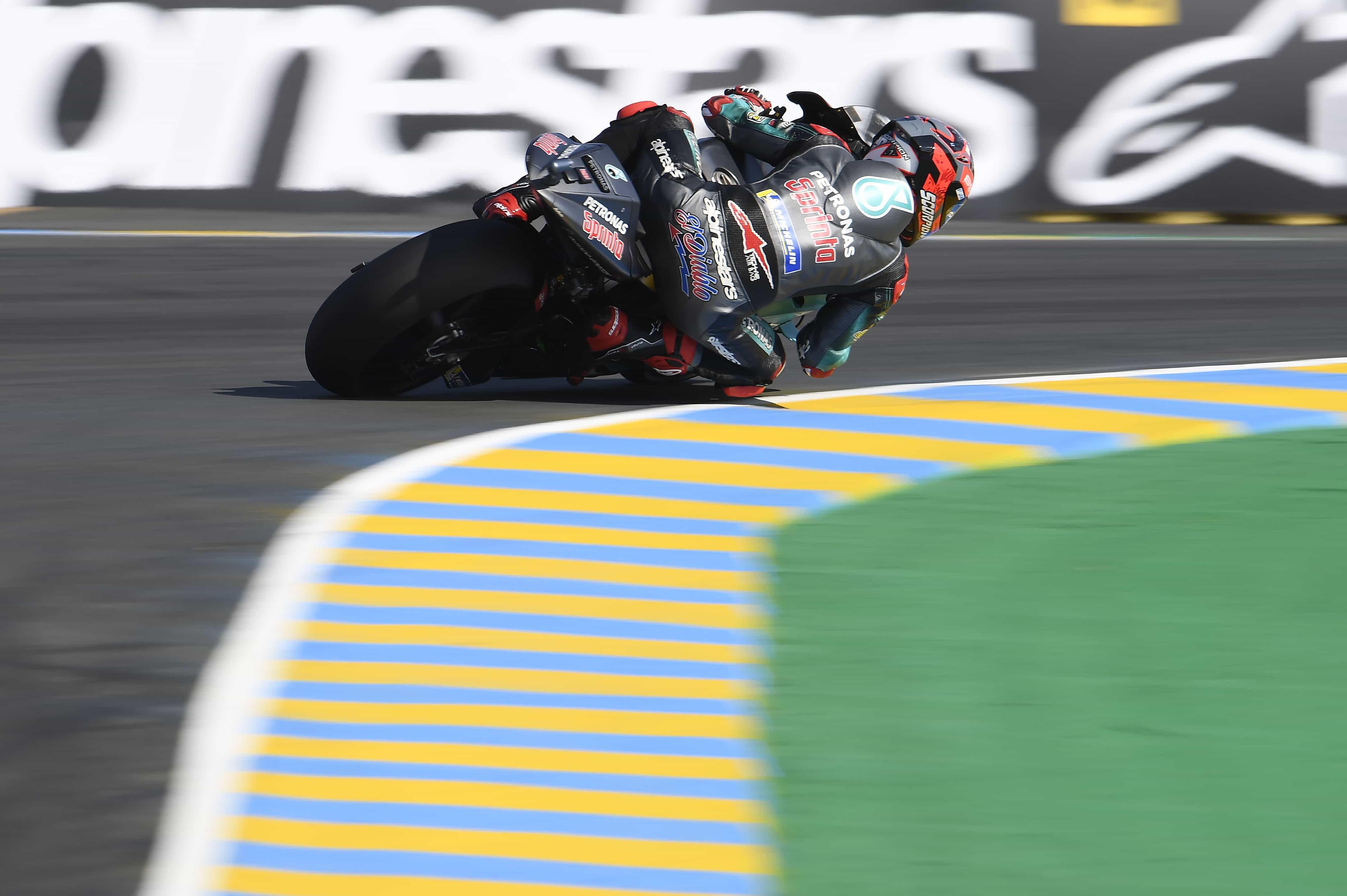 MotoGP2019イタリアGP クアルタラロ「グリッド位置とスタートを改善、ル・マン同様のペースで走れば満足いくレースになる」
