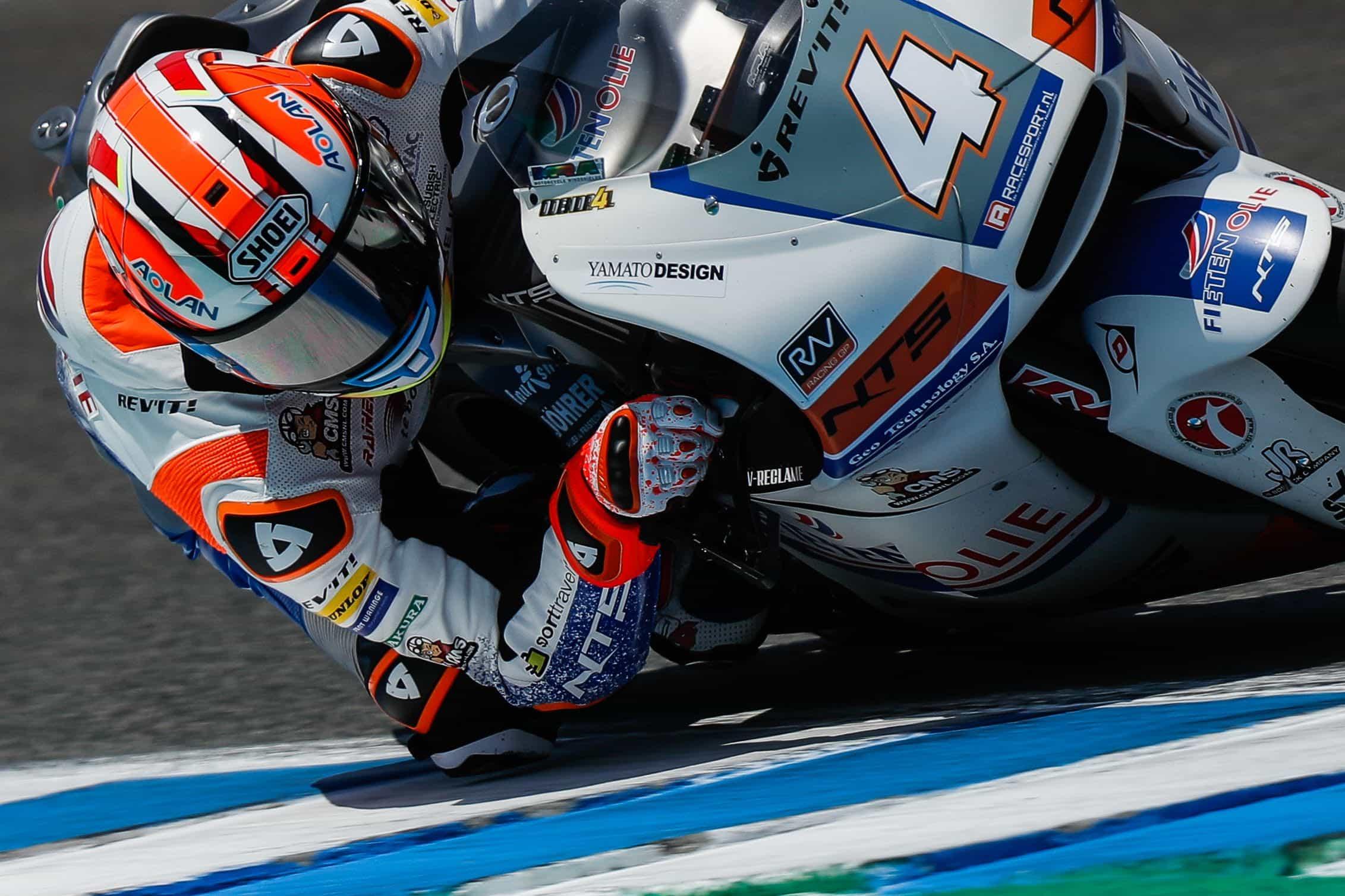 NTS RW Racing GP ヘレスGP公式練習3、公式予選(土曜日)レポート