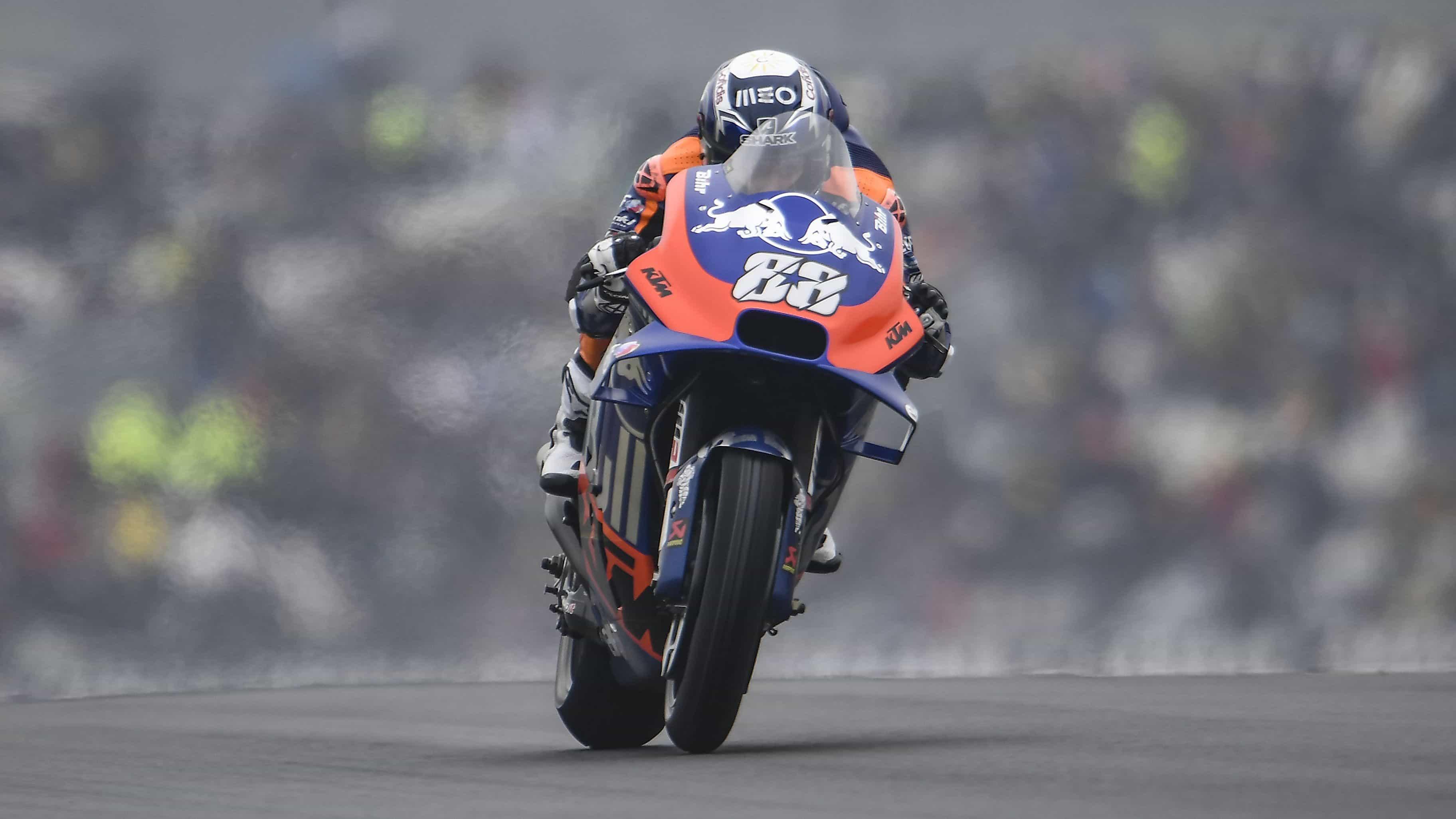 MotoGP2019イタリアGP ミゲル・オリヴェイラ「ポイント圏内でレースを終えることが目標」