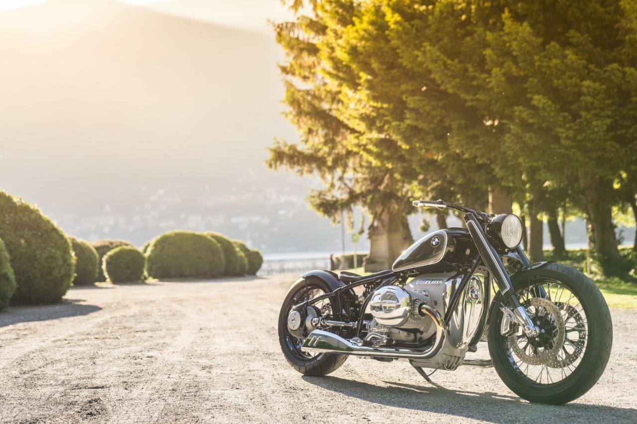 BMWモトラッド コンセプトモデルR18をConcorso d'Eleganza Villa d'Esteにおいて発表