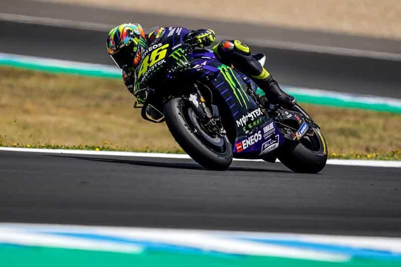 MotoGP2019ヘレステスト 17位ロッシ「パッケージの改善を進めた」