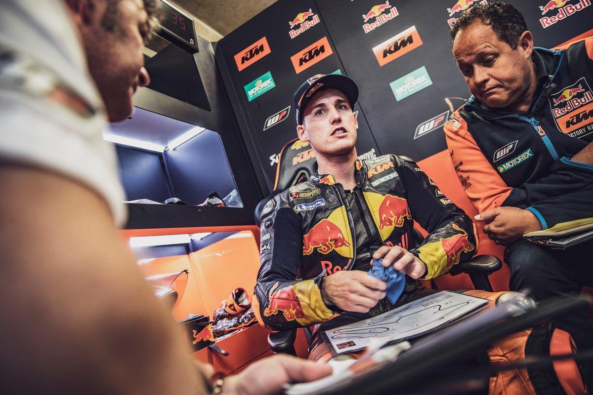 MotoGP2019 ポル・エスパルガロ「ペトルッチの抜き方はメチャクチャ」
