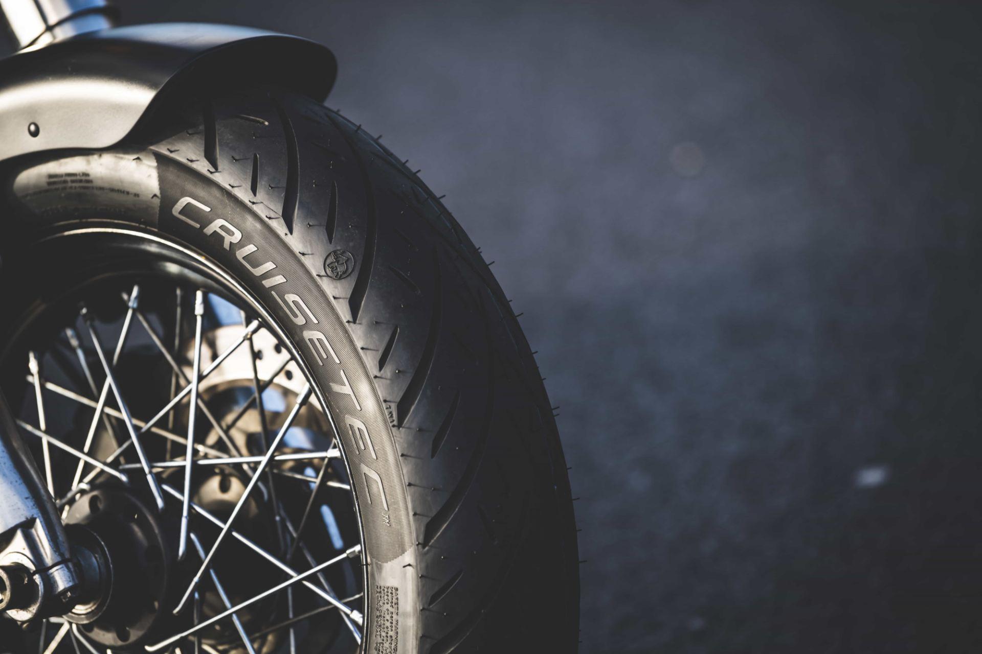 モーターサイクル用スポーツツーリングタイヤ  メッツラー「CRUISETEC™」(クルーズテック)発表