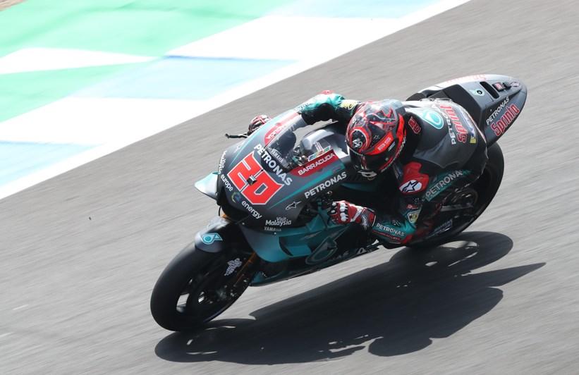MotoGP2019ヘレステスト 1位クアルタラロ「フラストレーションを払拭出来た」