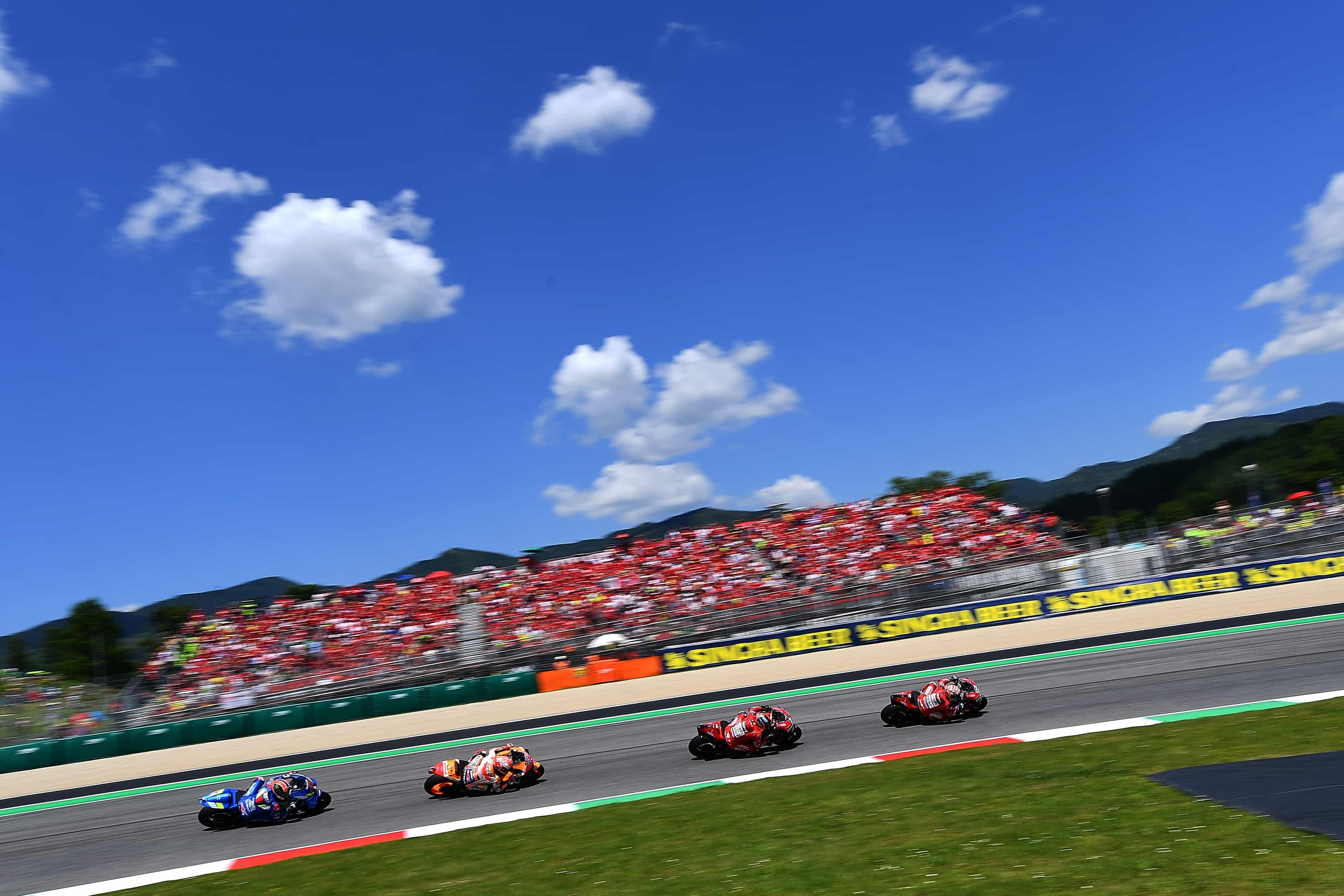 ミシュラン イタリアGP決勝レースリリース