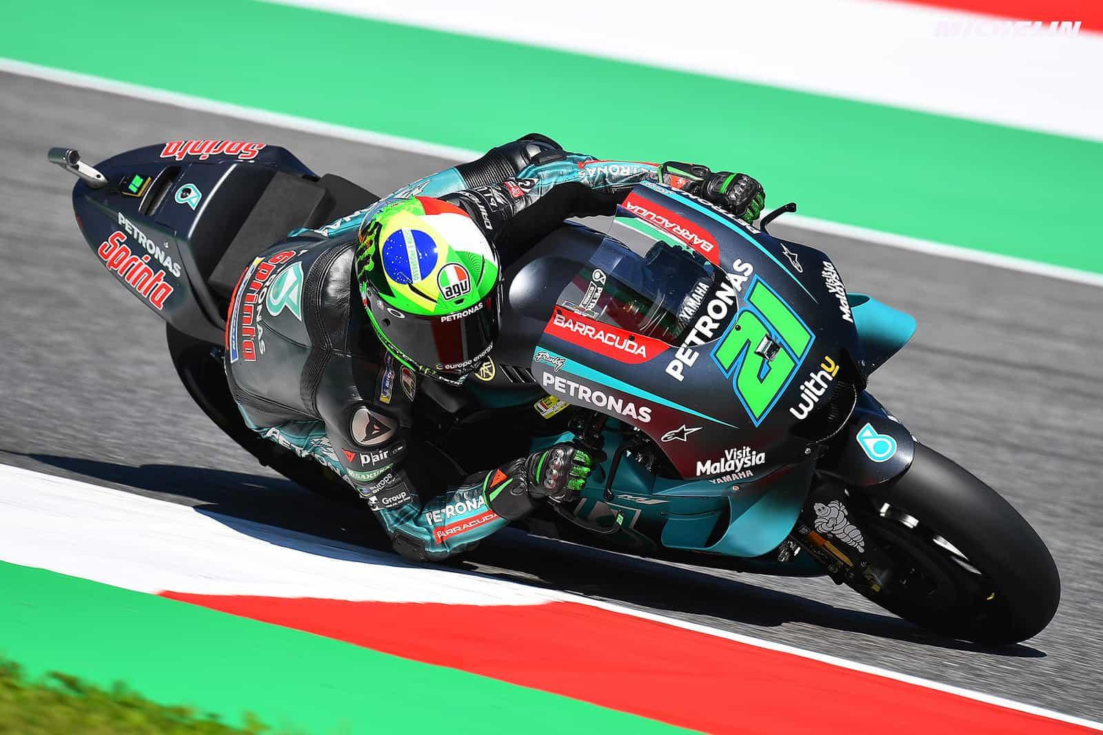 MotoGP2019カタルーニャGP フランコ・モルビデッリ「力強いレースでポイントを重ねたい」