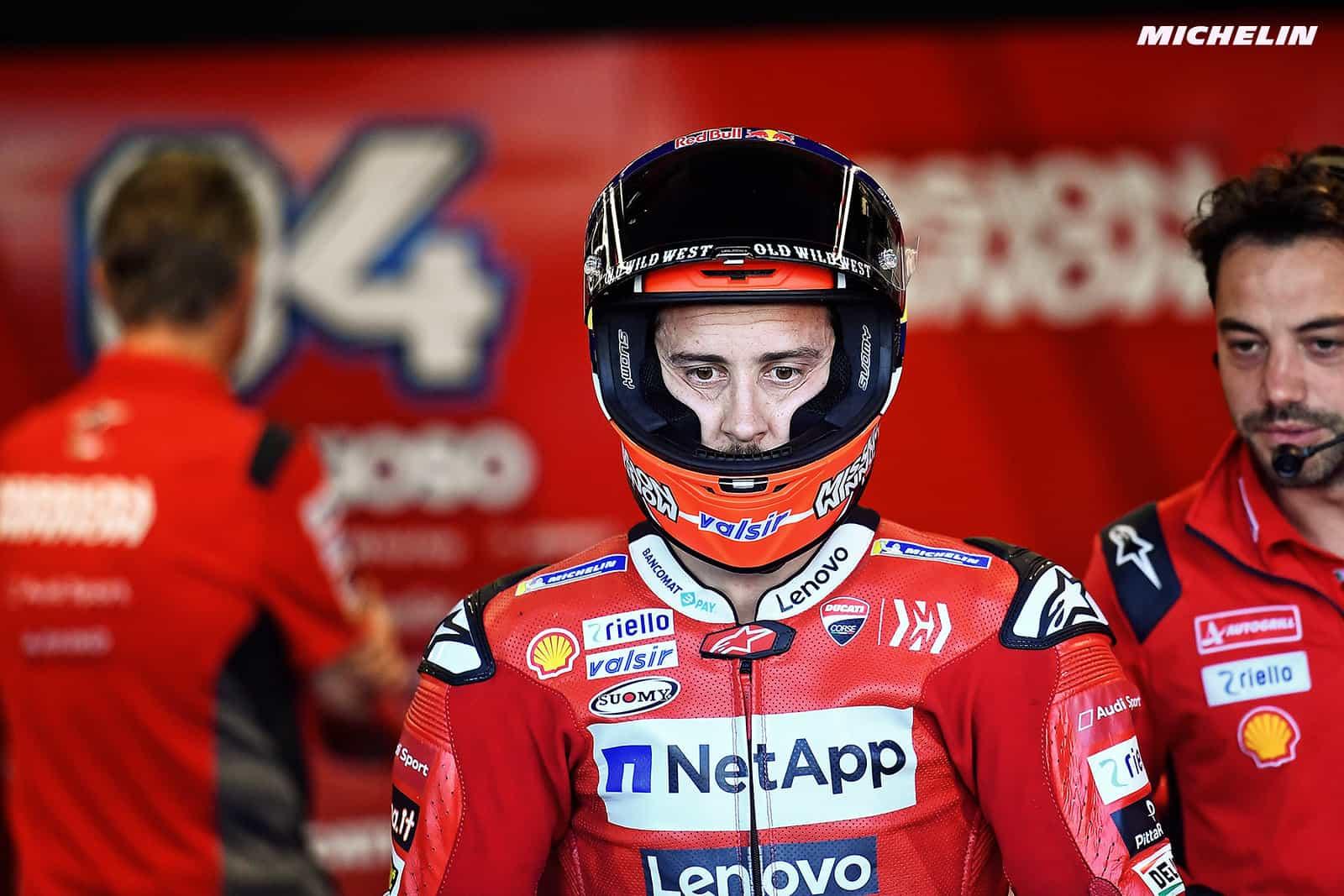 MotoGP2019イタリアGP ドヴィツィオーゾ「Ducatiの強みも今や強みと言えない」