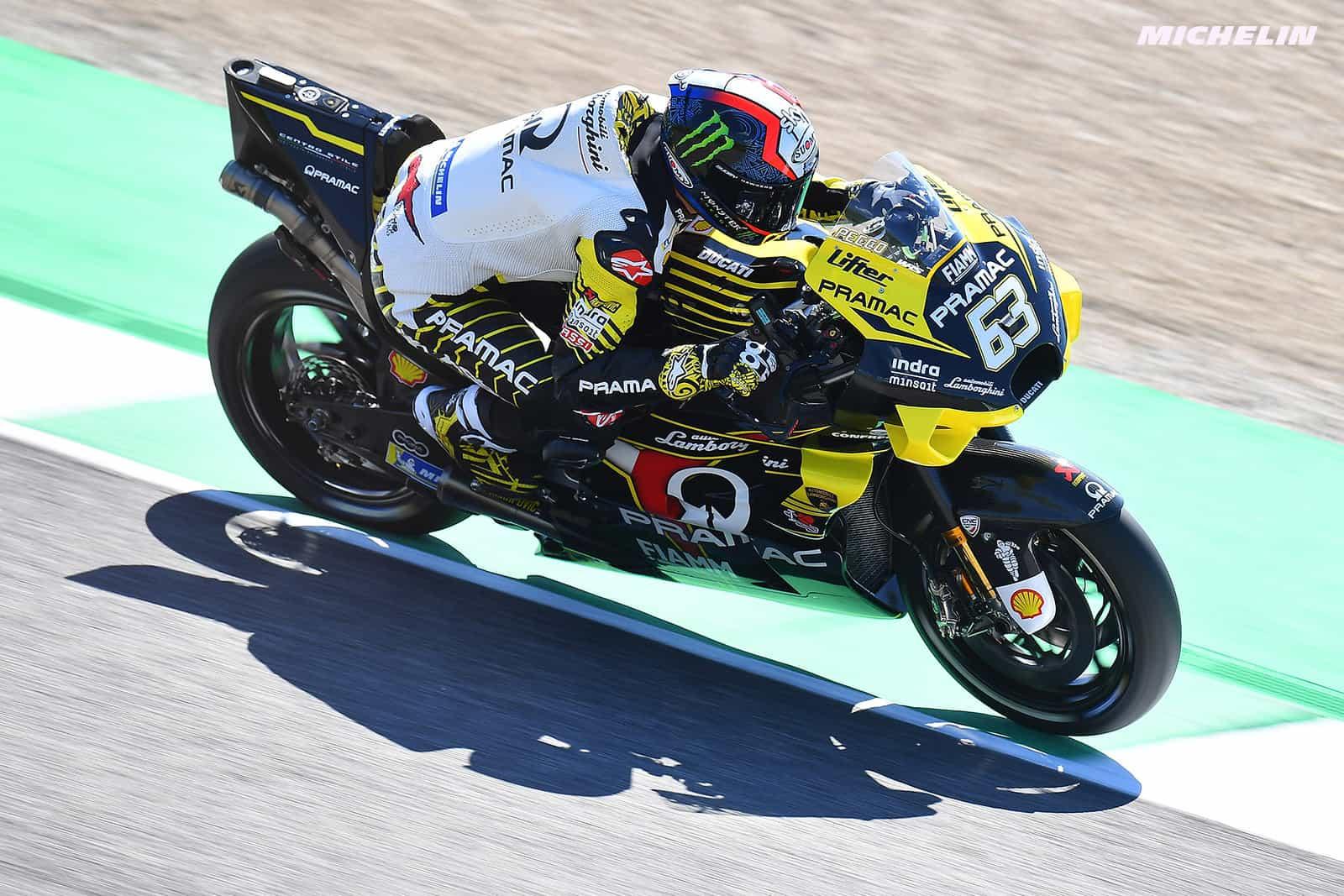 MotoGP2019イタリアGP バグナイア「今までの作業が報われた」